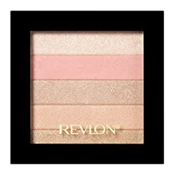 Revlon Highlighting Palette, 020 Rose Glow, 0.26 Ounce