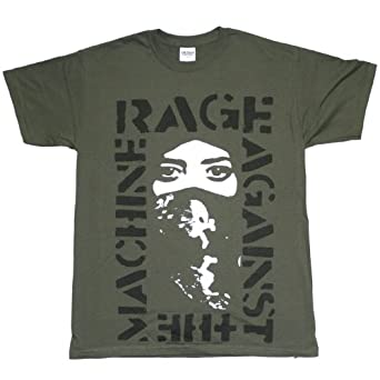 Rage Against The Machine - Voice T-Shirt