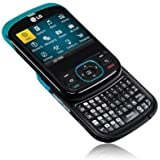 LG Remarq LN240 No Contract Camera QWERTY MP3 CDMA Slider Cell Phone Sprint