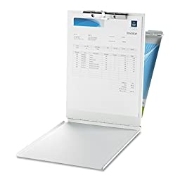 Business Source Form Holder, Top Opening, 8-1/2x12\