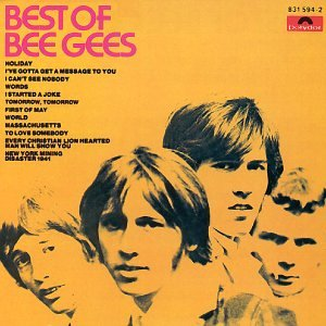 Best of Bee Gees artwork