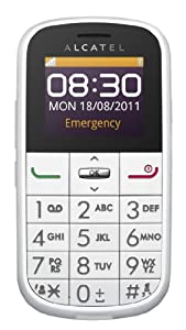 Alcatel OT 282 White