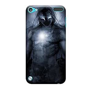 TransMute Premium Printed Back Case Cover With Full protection For Apple iPod Touch 5 (Designer Case)