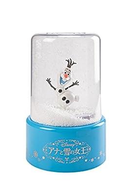Disney Frozen Dancing Glowing Olaf Snowglobe