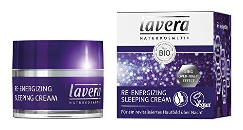 lavera Re-Energizing Sleeping Cream ∙ Revitalisierende...