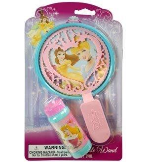 Princess Bubble & Wand Set (3 Piece/Pack) - 26467PRN - 1
