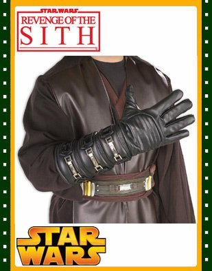 Anakin Skywalker Gauntlet Costume Accessory