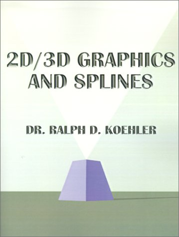2D/3D Graphics and Splines: A Graphic System and Source Code