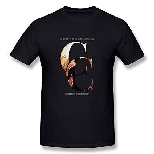 Men's A Day To Remember Common Courtesy T-shirt