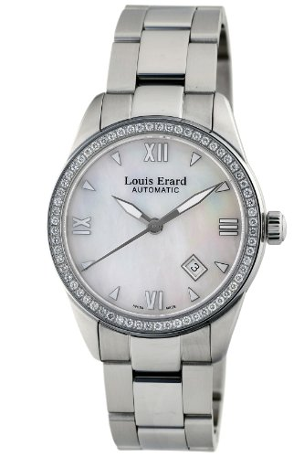 Louis Erard Men's 69101SE04.BMA19 Heritage Diamond Automatic Watch