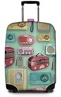 SuitSuit - Transistor Radio - Suitcase cover