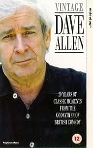Vintage Dave Allen [VHS]