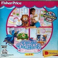 Fisher-Price Dream Dollhouse front-233546