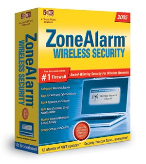 ZoneAlarm Wireless Security