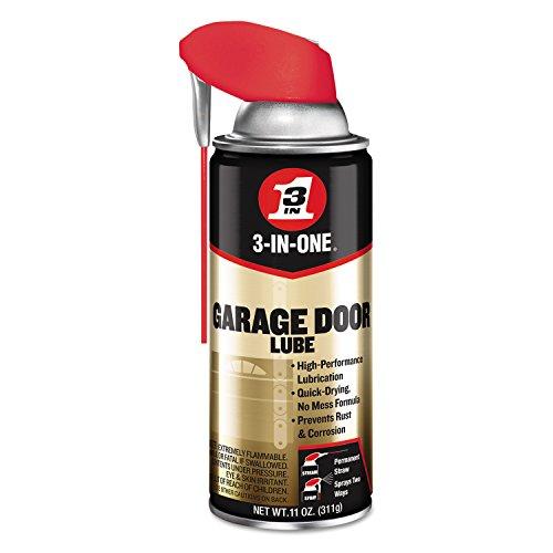 3-IN-ONE 100584 Professional Garage Door Lubricant Spray 11 oz (Pack of 1) (Garage Door Spray compare prices)