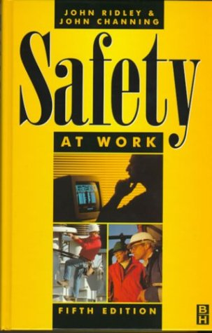 Safety at Work, Fifth Edition
