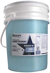 Renown REN05632-US Laundry Detergent Rt Fresh/Clean, 5 gal