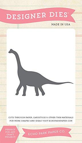 Echo Park Paper Company Brachiosaurus Die Set, Large