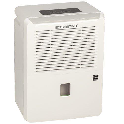 Edgestar Energy Star 30 Pint Portable Dehumidifier - White