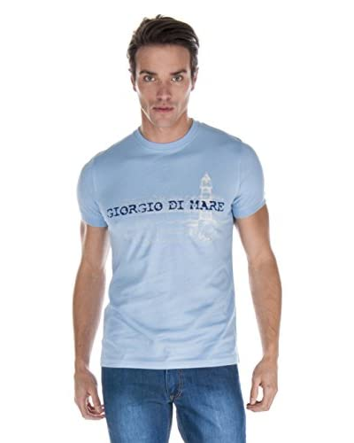 Giorgio di Mare T-Shirt Manica Corta [Blu]