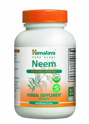Himalaya Pure Herbs Neem, Systemic Purifier, 60