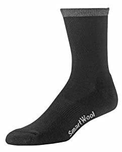 Smartwool Women's Best Friend Sock, Black size M(shoe size 7-9.5)