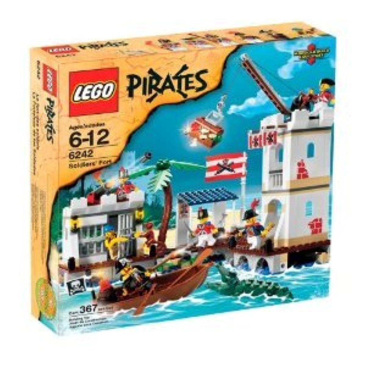 [해외] LEGO(레고) PIRATES (파이럿)SOLDIERS' FORT (6242)