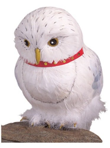Harry Potter Hedwig The Owl - Neck May Vary
