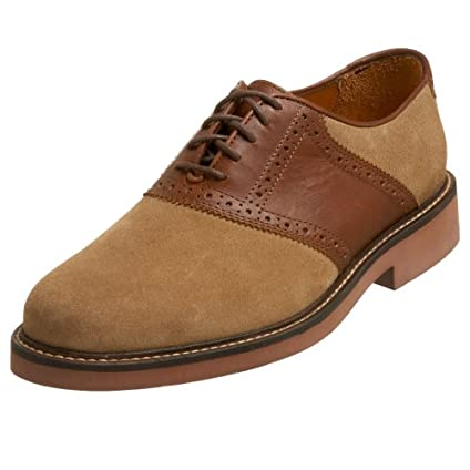 Men s Saddle Oxfords
