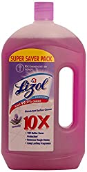 Lizol Surface Cleaner - Lavender, 975 ml Can