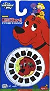 View-Master Clifford  3 reels