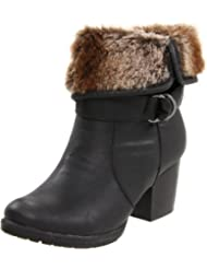 Wanted Shoes Women's Bola Ankle Boot