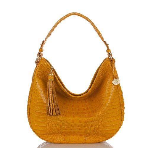Kathleen Hobo Bag<br>Melbourne Saffron