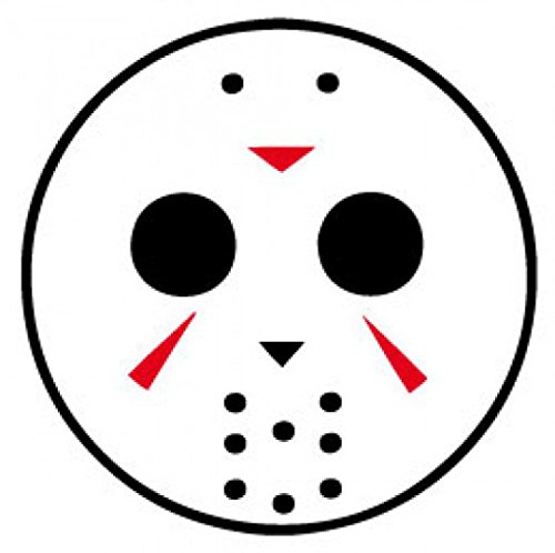 Jason Voorhees Hockey Mask Coloring Pages