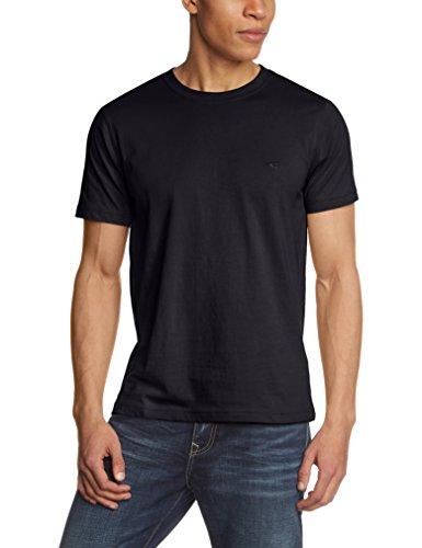 camel-active-herren-t-shirt-round-neck-1-2-einfarbig-gr-xx-large-schwarz-black-39