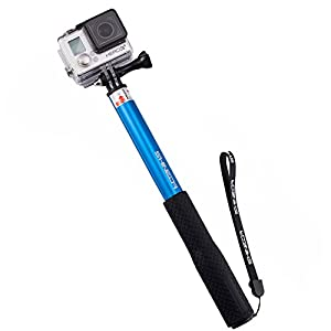 SHINEDA® telescopic handheld monopod pole SD-208 for GoPro Hero 2 3 3 3+ 4