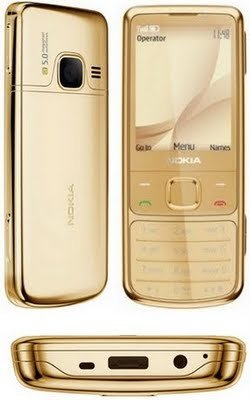 Nokia 6700 Classic Gold Edition Unlocked Cell Cellular Mobile Phone EDGE and GPRS GSM