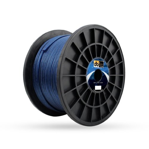 Phoenix Db Link Sw12G250Z 12 Gauge 250 Feet Speaker Wire (Blue)