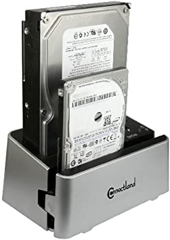 Syba USB 3.0 Dual Hard Drive Docking Station