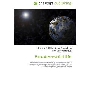 Extraterrestrial Life Biochemistry | RM.