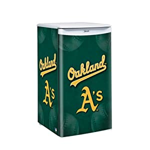MLB Oakland Athletics Counter Top Refrigerator