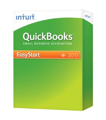 Intuit QuickBooks EasyStart 2013 (418827)
