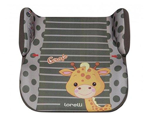 Buy LORELLI CAR SEAT TOPO COMFORT 15 36 ANIMALS GIRAFFE Booster Baby Toddler Kids