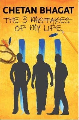 The 3 Mistakes of My Life Image