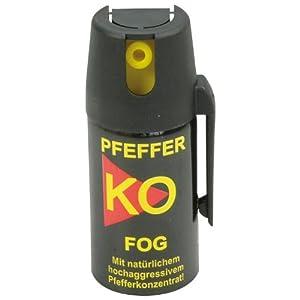 Ballistol Aerosoldose Pfeffer-KO Fog, 40 ml, 24416