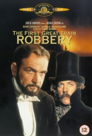First Great Train Robbery The [DVD]