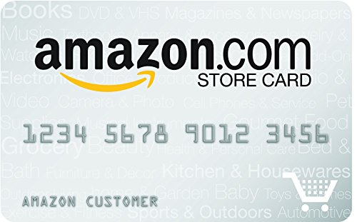 Amazon.com Store Card (Pay Amazon Credit Card Online compare prices)
