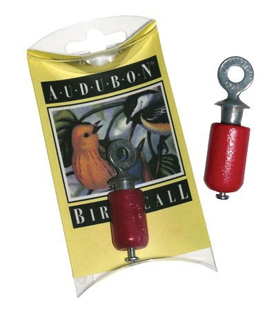 Discover Bargain Channel Craft Birchwood and Pewter Audubon Bird Call