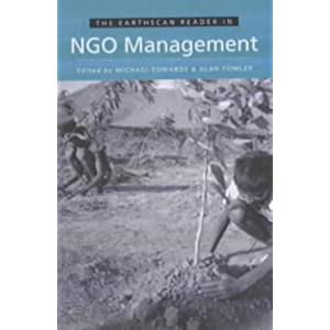 The Earthscan Reader on Ngo Management (Earthscan Reader Series) (Paperback)