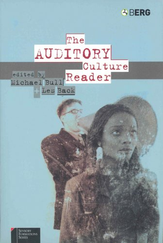 The Auditory Culture Reader (Sensory Formations Series)